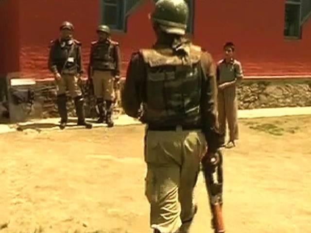 श्रीनगर: फारूख अब्दुल्ला की रैली में विस्फोट