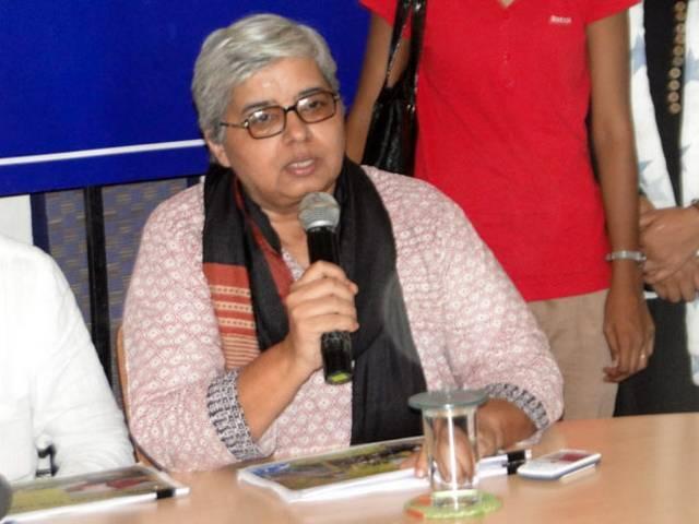 भाजपा कार्यकर्ताओं ने रायबरेली में मेरे साथ बदसलूकी की: शबनम हाशमी