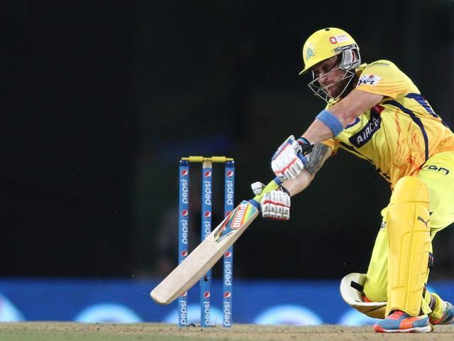 चेन्नई की लगातार पांचवी जीत, कोलकाता को फिर मिली हार