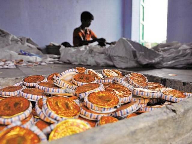 उज्जैन: पटाखा कारखाने में आग से 15 मजदूरों की मौत