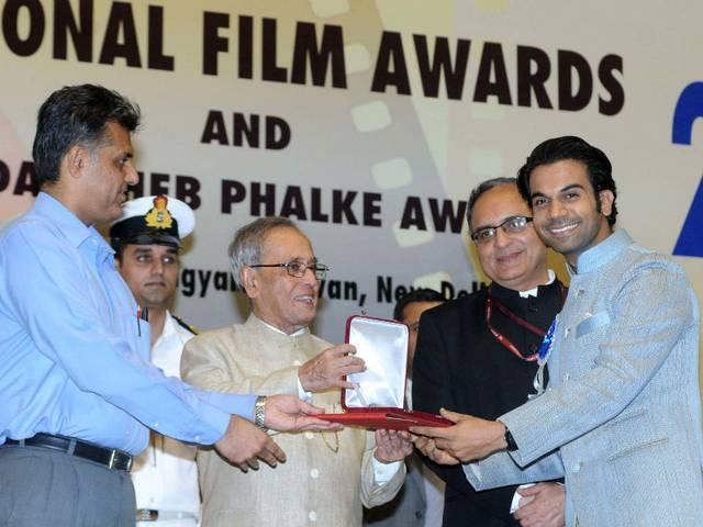राष्ट्रपति ने बांटे राष्ट्रीय फिल्म पुरस्कार