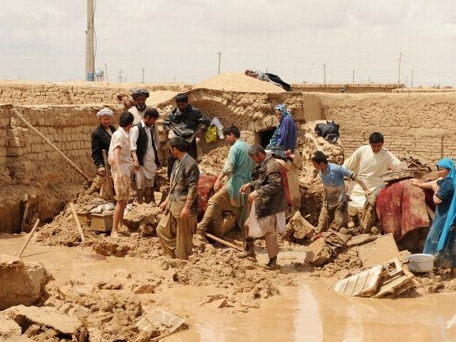 अफगानिस्तान भूस्खलन पीड़ितों को 10 लाख डॉलर देगी भारत सरकार