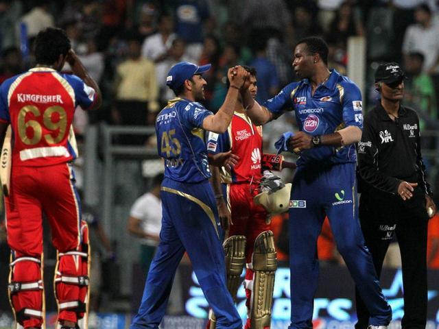 घर में मिली मुंबई इंडियंस को दूसरी जीत, बेंगलूर को 19 रन से हराया