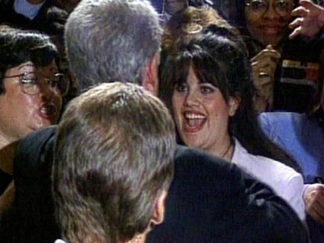 क्लिंटन के साथ प्रेम संबंधों पर लेविंस्की ने चुप्पी तोड़ी
