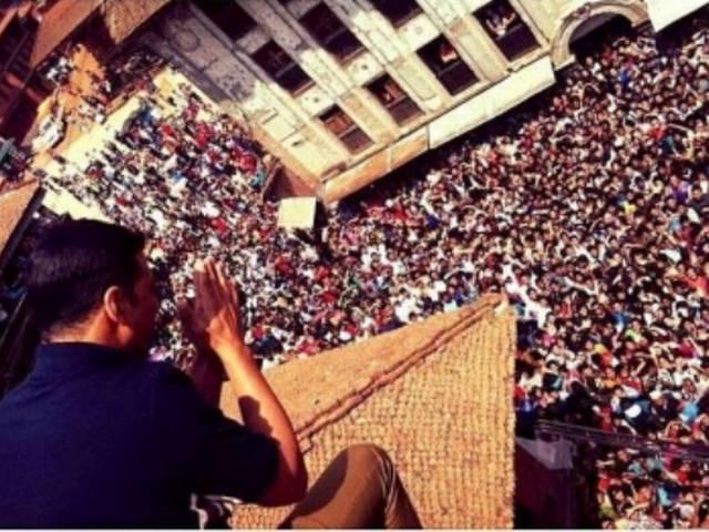 नेपाल में दिल हारे अक्षय कुमार