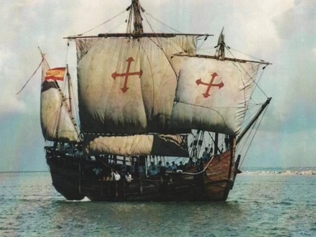 विशेषज्ञ मान रहे मिल गया कोलंबस का जहाज
