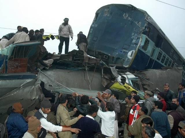 रेल हादसे के दोषियों पर होगी कार्रवाई : केंद्रीय मंत्री