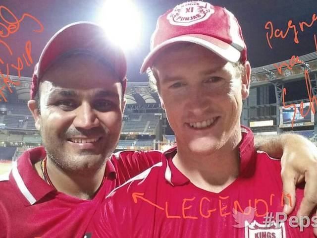 आईपीएल-7 : सहवाग के तूफान से किंग्स इलेवन फाइनल में