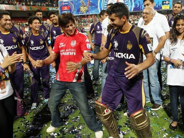 आईपीएल की जीत बेटे अबराम के नाम: शाहरूख खान