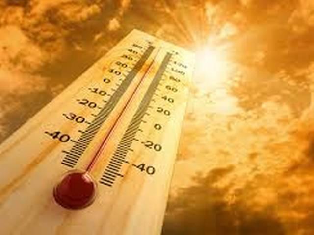 जम्मू में पारा 45 डिग्री के करीब पहुंचा