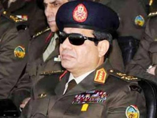 अल-सीसी ने मिस्र में राष्ट्रपति पद की शपथ ली