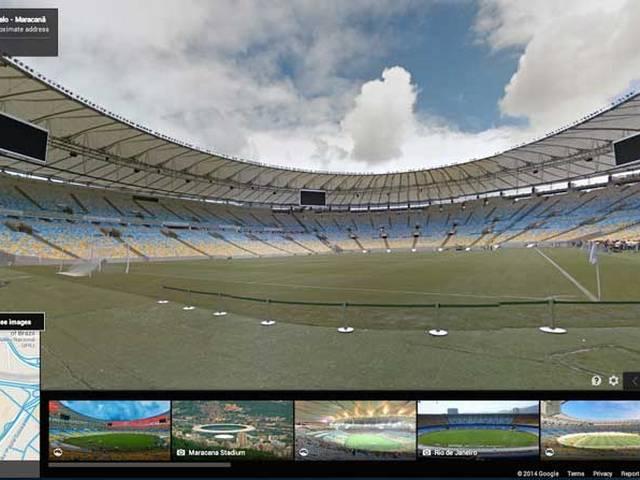 फीफा: गूगल के साथ कीजिए ब्राजील वर्ल्ड कप का वर्चुअल टूर