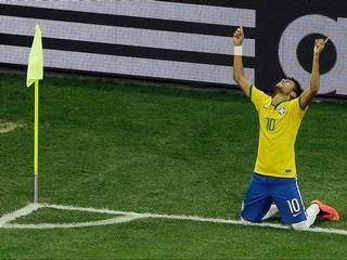 फीफा विश्व कप: ब्राजील ने धमाके से किया आगाज