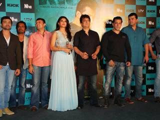 सलमान खान की मोस्ट अवेटेड फिल्म 'किक' का ट्रेलर लांच