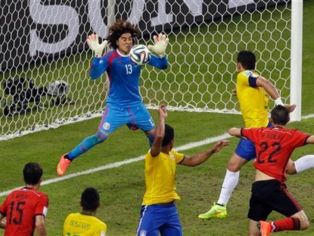 ओचोवा बने स्टार, ब्राजील और मैक्सिको के बीच मैच 0-0 से हुआ ड्रॉ