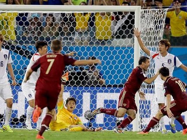 फीफा: केरझाकोव के गोल से रूस ने दक्षिण कोरिया को बराबरी पर रोका