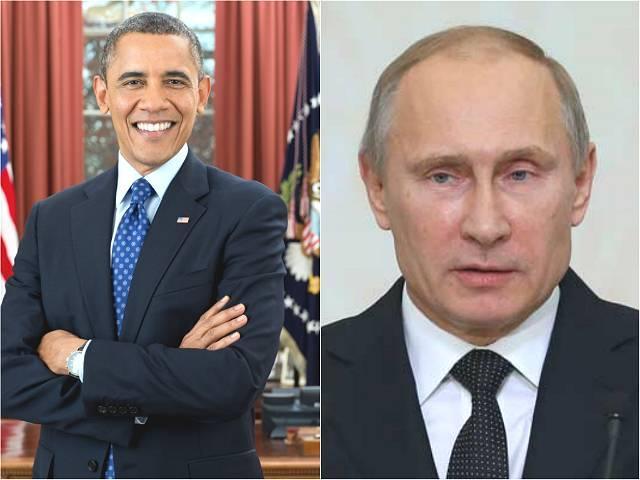 यूक्रेन और इराक मसले पर जल्दी ही चर्चा करेंगे पुतिन, ओबामा : क्रेमलिन