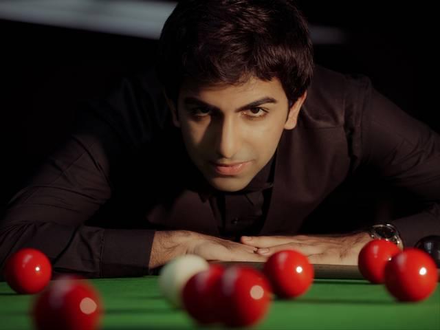 Indian cueist_Pankaj Advani_first player_ billiards_snooker