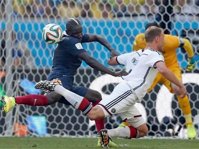 FIFA_Germany_France_Semi-Final_Mats Hummels_