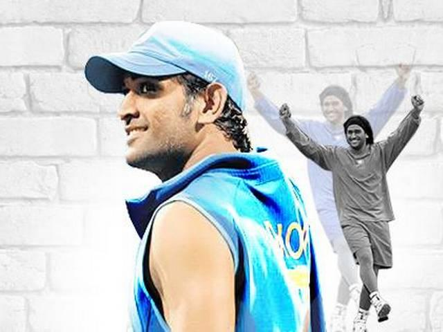 _MS _Dhoni _releases _poster _on his _birth _day