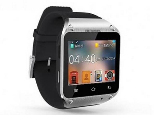 _Spice _launches _first _Indian _smartwatch _with _dual _sim _support