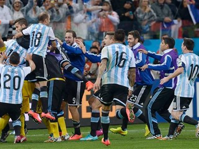 FIFA 2014_Argentina_Netherlands_Won_Final_Penalty Shoot_