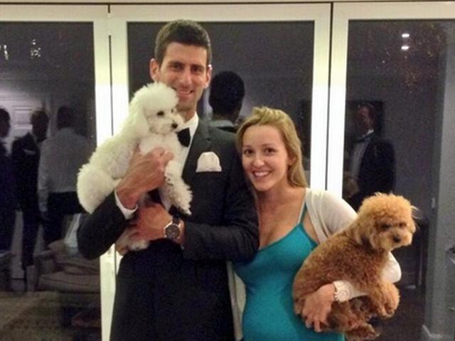 Novak Djokovic to marry Jelena Ristic