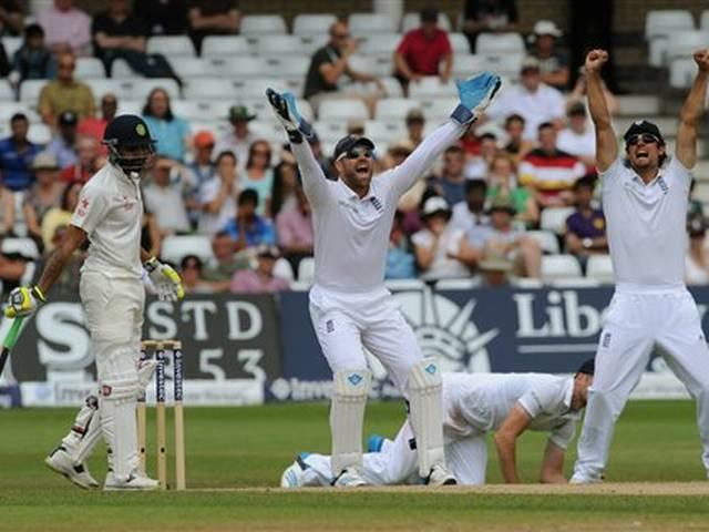 ind vs eng first test draw