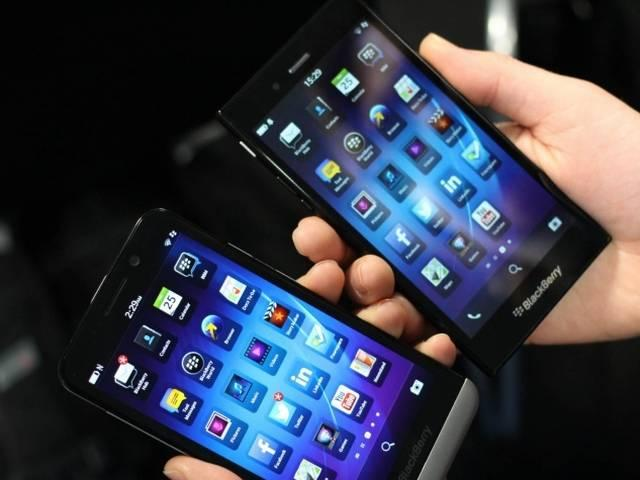 BlackBerry Z3 almost sold out in India