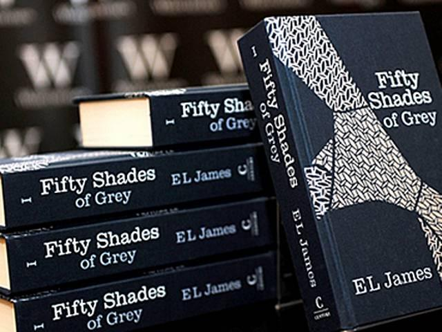 '50 Shades of Grey' was planned as a TV series than movie