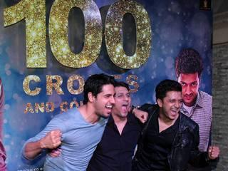 ek villen_success party_100 cr.