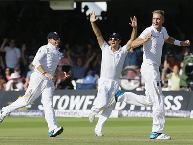 James Anderson's Advice Invaluable for Stuart Broad