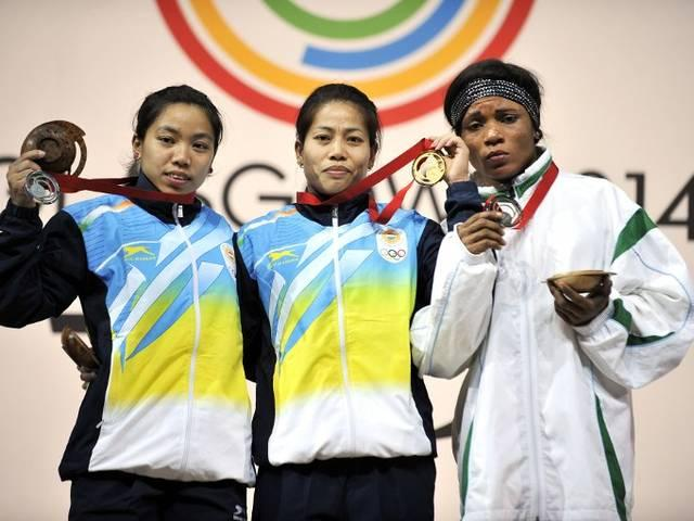 Commonwealth Games_7 Medal_Weight-lifting_judoko_Womens_