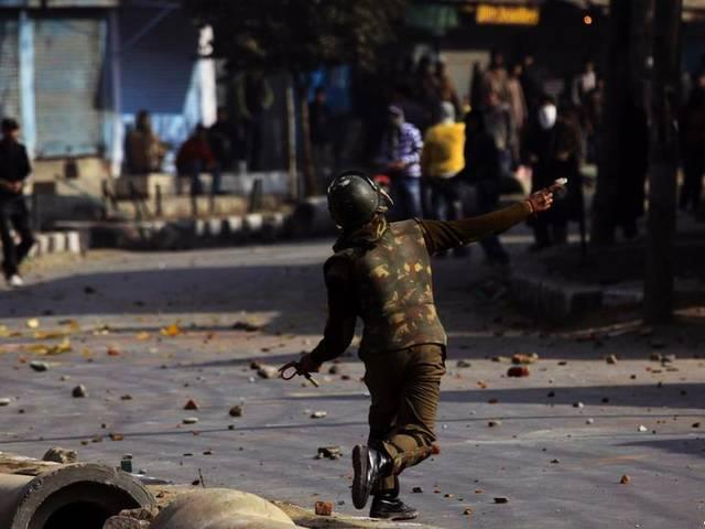 _Policeman _killed _in _a _grenade _attack