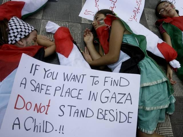 _With _ceasefire _on _death _toll _mounts _one _thousand _and _sixty _in _Gaza