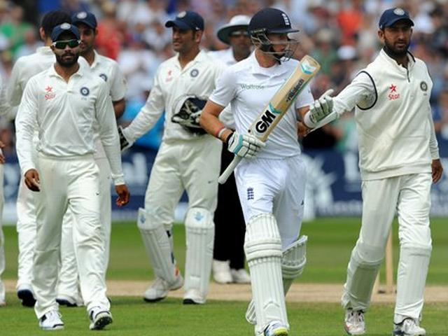 ind vs eng 3rd test 2nd day