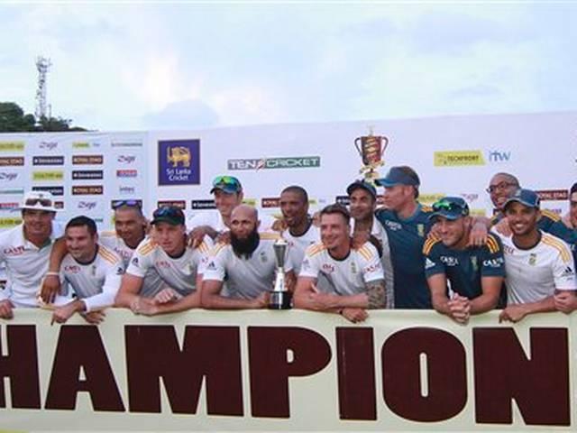 srilanka vs south africa 2nd test