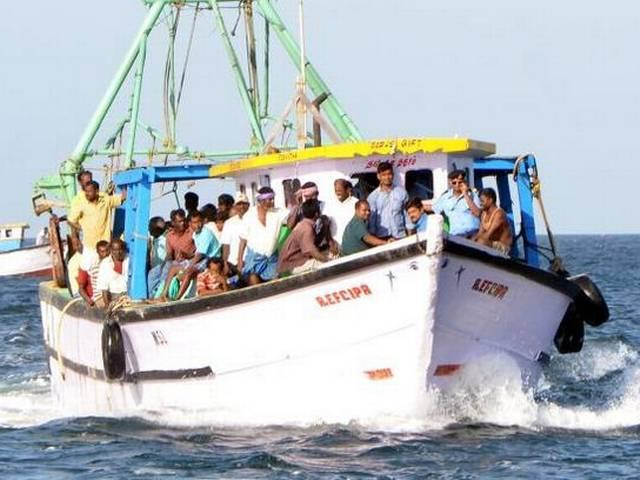 Would Sri Lanka prevent the performance of Indian fishermen