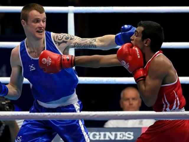 Indian boxers assure 5 medals, Sharath-Amalraj win silver