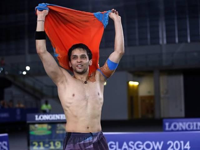 commonwealth games_gold medal_p kashyap_after 32 years_