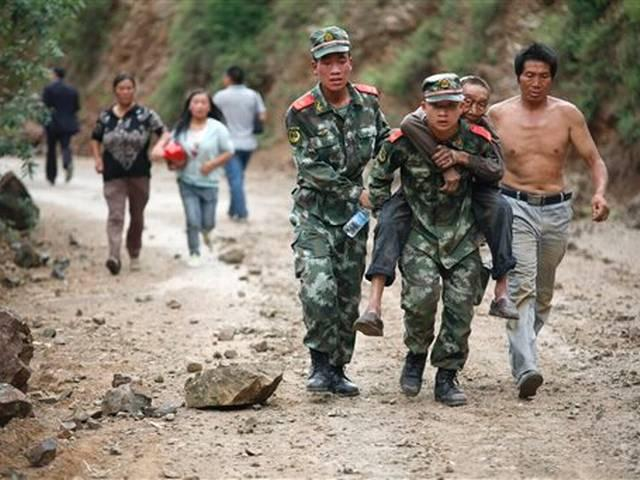 _China _earthquake _Death _toll _rises _to _three _hundred _sixty _seven