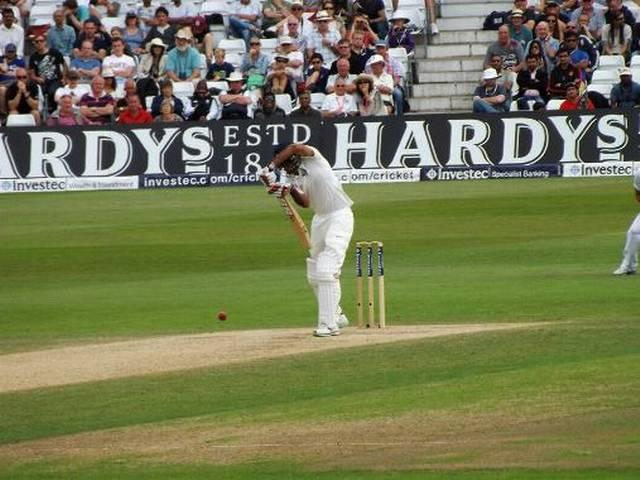 Team India_England_First Test_Trentbridge_Pitch_