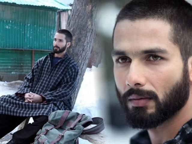 Haider Why did Shahid Kapoor sit at home for threemonths