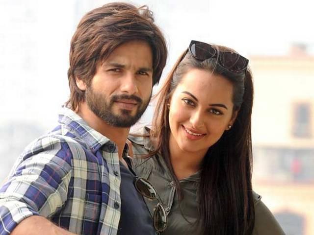 shahid kapoor_sonakshi sinha_bolliwood affairs_dating