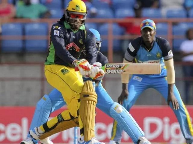 Gayle lauds bowlers for Tallawahs winning home games