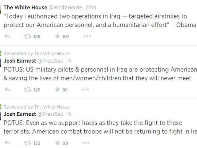 _Obama _orders _air _strike _against _Iraq