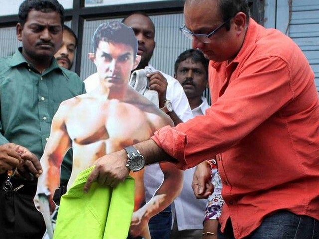 Aamir Khan's nude poster clothed
