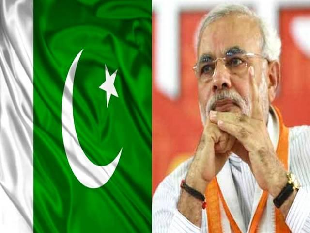 On the one hand PM Narendra Modi greets Pakistan on the Independence day, Pakistan on the other hand violates cease fie