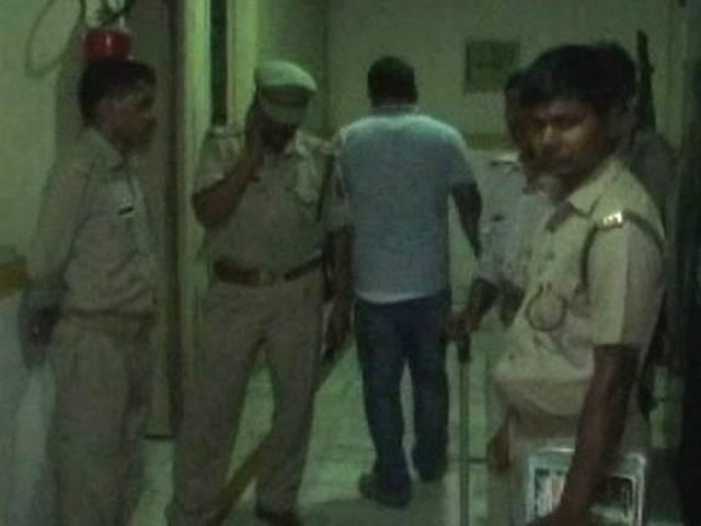 up police_candidate death