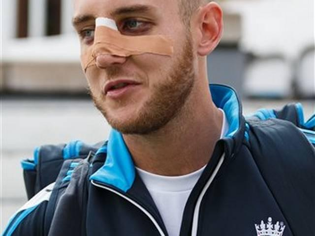 broad fit for final test